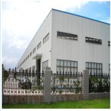 Industrielles Hall-Stahlkonstruktion-Fertigmetalllager