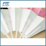 La plastica Ribs il ventilatore pieghevole della mano del reticolo di fiore
