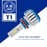 自動LEDライトが付いているT1 35W 4000lm車のヘッドライト
