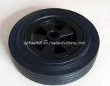 pneumático de borracha contínuo da borda plástica da polegada 8X2
