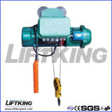 CD1/Md1 Wire Rope Hoist (単一の速度10T)