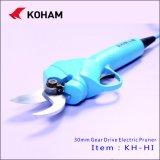 Herramientas Koham 300 W de potencia del motor Limoneros Loppers Secateurs Pruners eléctrica electrónica Batería de litio de tijeras de podar recortadores de mano de derivación