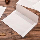 Papier spécial enveloppe transparente pour les bijoux de l'emballage (CMG-ENV-001)