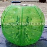 子供D5066のための半分カラーTPU泡サッカーの泡球