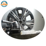 Reparación de llanta de aleación de torno de la rueda de corte de diamante de la máquina