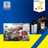Bouteille de vin en plastique de filet de protection PE Making Machine de l'extrudeuse