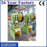 máquina do perfurador 125t mecânico