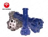 Fabricante 4 pol. Botão de carboneto de tungsténio perfuração DTH brocas