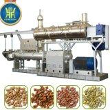 Chaîne de fabrication d'aliment pour animaux familiers d'acier inoxydable avec le GV
