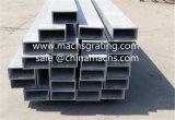 El tipo plano GRP Pultruding del tubo del mantenimiento inferior perfila FT50b