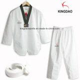 Aprovado Wtf Taekwondo Arte Marcial Dobok uniforme