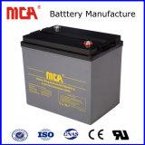 Batería de gel de plomo ácido de batería de ciclo profundo 12V180AH
