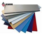 Ideabond Nano poliéster/PE decoração de cozinha Painel Composto de alumínio (AE-32D)