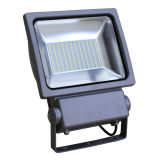 400W HPS Light Outdoor Repalcement LED 100 Watt Flood Light Slim