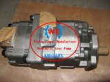 ポンプAss'y: 705-52-42110小松D475A-1のステアリングポンプ作業ポンプギヤポンプ予備品のために