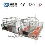 China galvanizó el embalaje de parto reversible/el embalaje de parto del cerdo