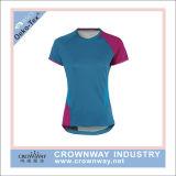 Chemises courantes à séchage rapide de vente chaude en gros