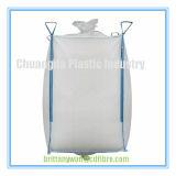 Bolsa de contenedores FIBC a granel flexible con boquillas