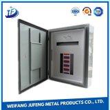 、切替えの電源のシェルのハードウェアの金属電子ボックス押す、カスタムステンレス鋼ボックスシート・メタルシート・メタルの押すこと