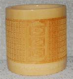 Sostenedor de bambú de la pluma