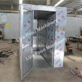 Sala de limpeza de chuveiro automático de ar utilizado na indústria electrónica Farmacêutica
