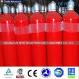 Tped EnISO9809 1 50L 230barのヨーロッパのための鋼鉄酸素窒素のアルゴンシリンダー