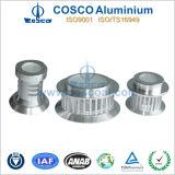 Perfil de alumínio personalizado da extrusão para a bateria (ISO9001: 2008 & TS16949: 2008 certificado)