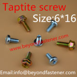 Vis à vis à vis Screw Wing Tepping Screw