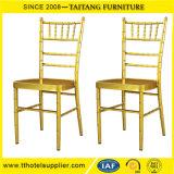 Штабелировать стул Chiavari металла венчания используемый банкетом