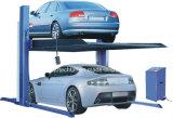 二重水平なCarport 2のポストの駐車機械