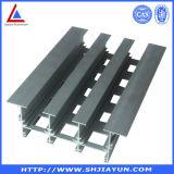 Profil en aluminium personnalisé pour le profil en aluminium fait sur commande d'accessoires d'étalage