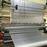 Recubierto de fibra de vidrio de aislamiento de calor del papel de aluminio