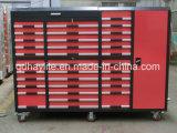 Qualitäts-Metallwerkzeugkasten-Hilfsmittel-Speicher-Rollen-Schränke
