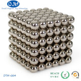 Gesintertes Permanent Magnetic Material Rare Earth Ball Magnets für Jewelry/Medical/Industry
