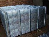 el panel de acoplamiento soldado cubierto PVC de alambre de 100*100m m