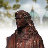 Sculpture en bronze T-6829 en statue de bâti