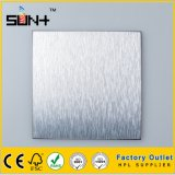 벽 클래딩을%s 금속 박층으로 이루어지는 장
