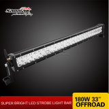 Drahtloser Steuer33inch doppelter CREE 180W LED heller Stab