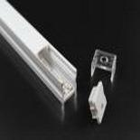 Profilo di alluminio 2018 dell'indicatore luminoso del tubo del LED (ALP004-R)