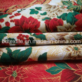 クリスマスPrinted Miniマット、Printed Table Cloth 100%Polyester MiniマットPrinted Fabric