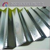 Tôle d'acier ondulée de toiture de Galvalume nul de paillette