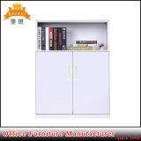 Mobiliário doméstico moda armário de Aço de meia altura