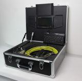 De Camera van de Inspectie van kabeltelevisie, de Camera van de Inspectie van de Pijp, de VideoApparatuur van de Inspectie met Functie DVR
