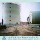 FRP/GRP材料が付いている化学容器の貯蔵タンク