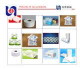 Macchinario di carta, polpa del Virgin, polpa residua, carta igienica che fa macchina