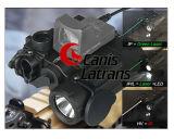 Doppelträger Dbal-D2, der Laser-grüne taktische Taschenlampe zielt