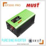 低周波のLCD 2000W 24Vの太陽インバーター