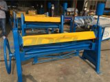 BohaiのブランドWs1.5X1300の鋼板の金属の手動折る機械