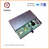 Коробка подарка картона индикации косметик роскошная