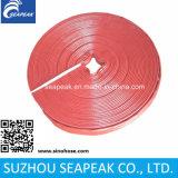 Novo Tipo de Alta Pressão PVC Layflat Mangueira para Mineração